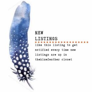 New listings are up in thebluefeather